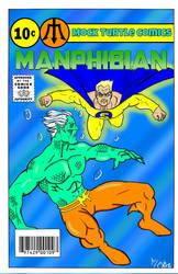 Manphibian Vs  Sun Star Cover by Chazz Irwin