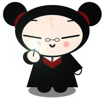 Pucca Potter by DaSistahsGrimm