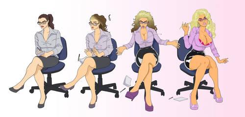 Secretary Bimbo TF