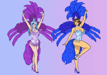 CMSN-Showgirls by Banedearg