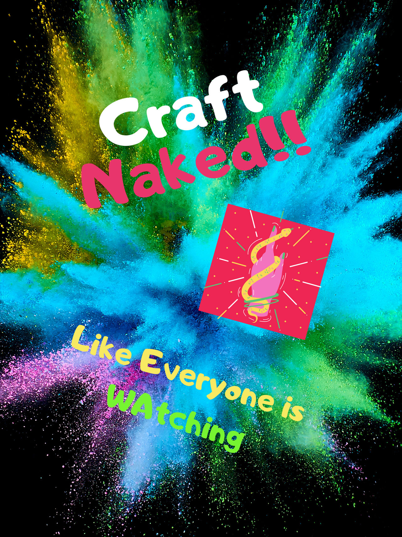 Craft Naked!!(1)
