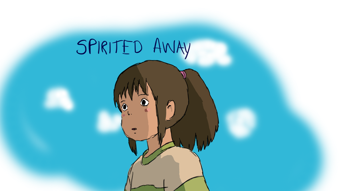 spirited away essay example My assignment is to write an evaluation essay about a movie i choose to write an evaluation for spirited away would you please check my essay if there are any confusing sentences since my first language is not english :-) evaluation of spirited away spirited away is an anime movie from hayao miyazaki, one of the greatest japanese animation.