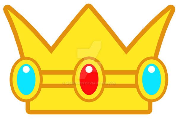 princess peach crown by azregreis on deviantart daisy clipart transparent daisy clip art black and white