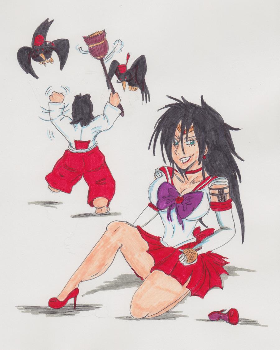Bleach as Sailor Moon Part IV