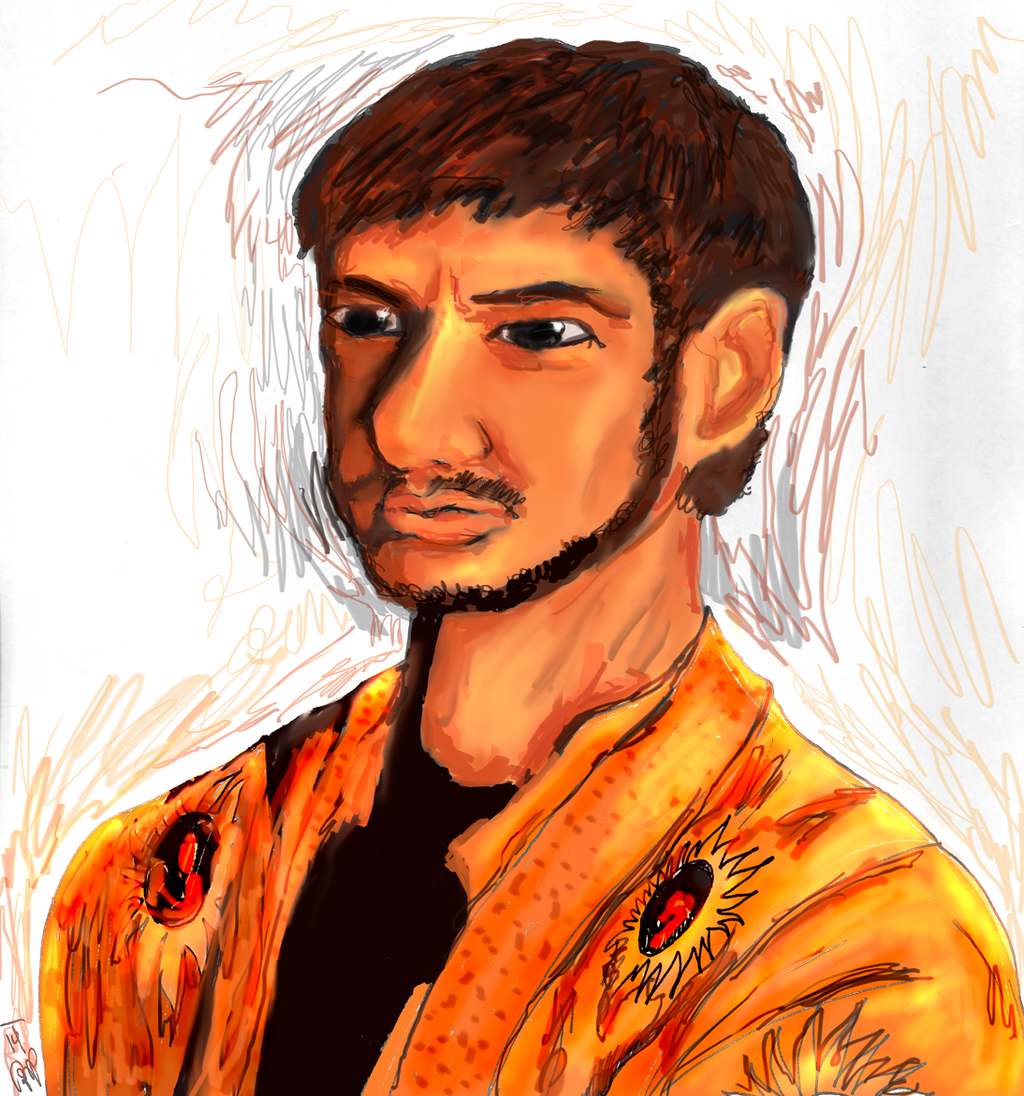 Game of Thrones: Oberyn Martell by RomaniaBlack