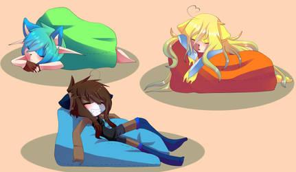 Sleep by AgusWolf