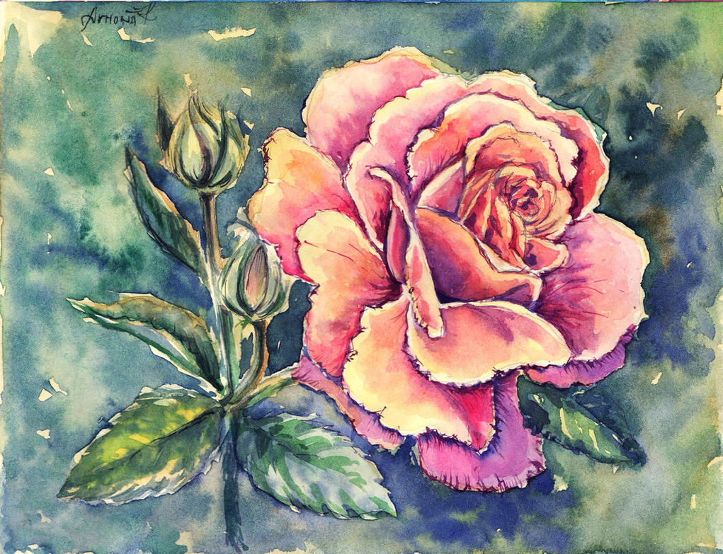 Roseborn by AnnaArmona