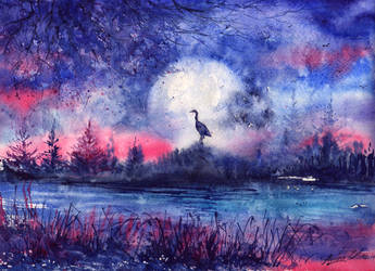 Night tales. by AnnaArmona