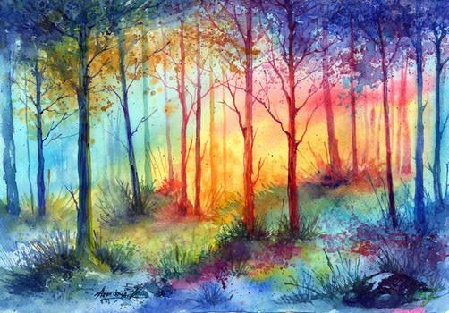 Breath of dawn by AnnaArmona