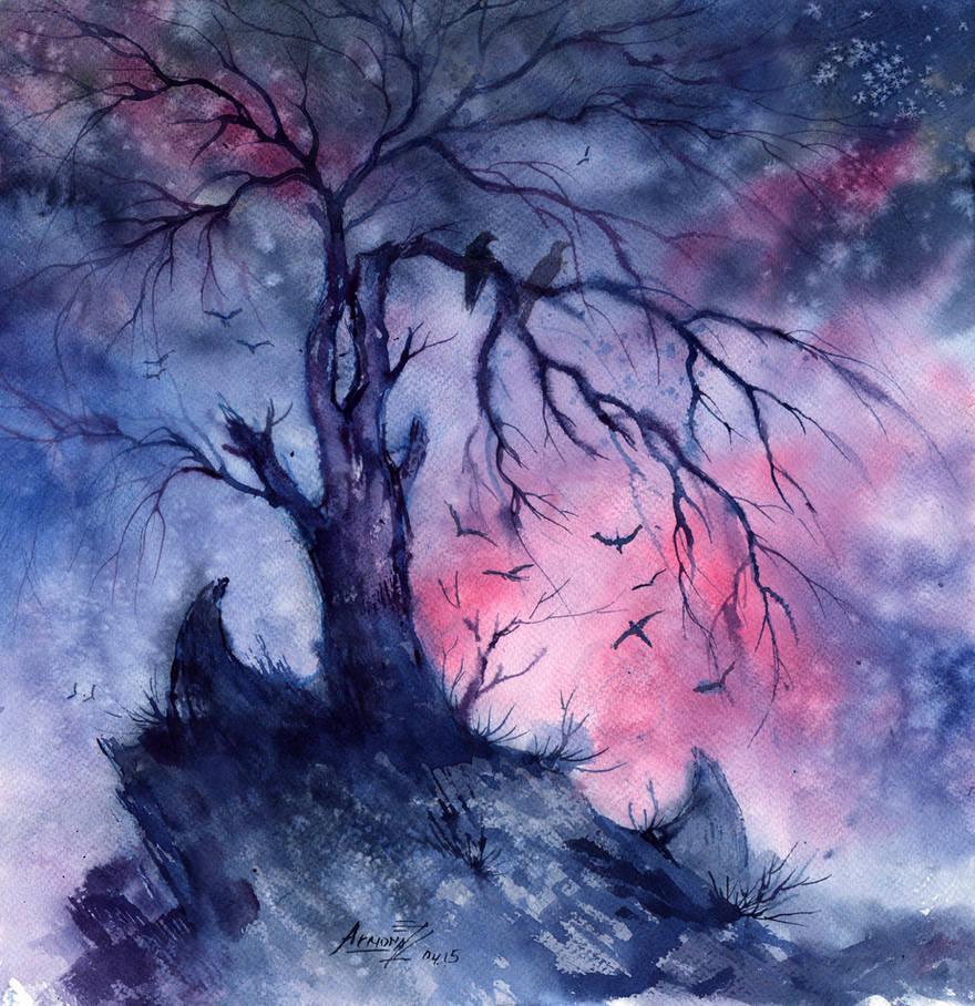 The Death Of Seasons by AnnaArmona
