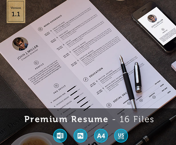 check these awesome resumes and cover letter out