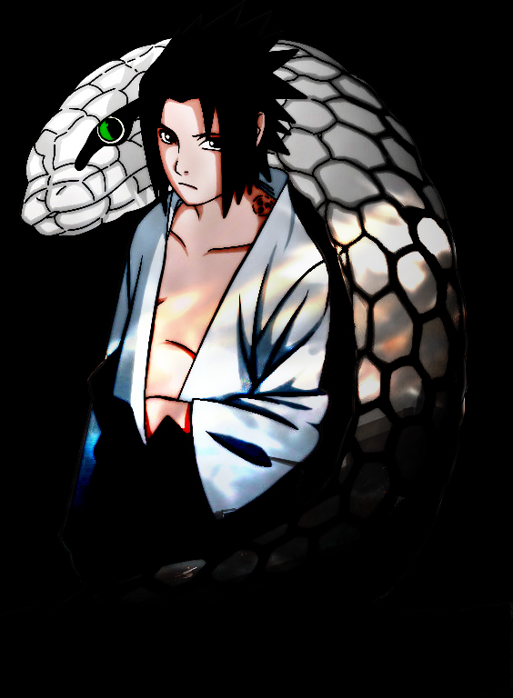Sasuke Avatar.. by Artitj on DeviantArt: artitj.deviantart.com/art/sasuke-avatar-61912693