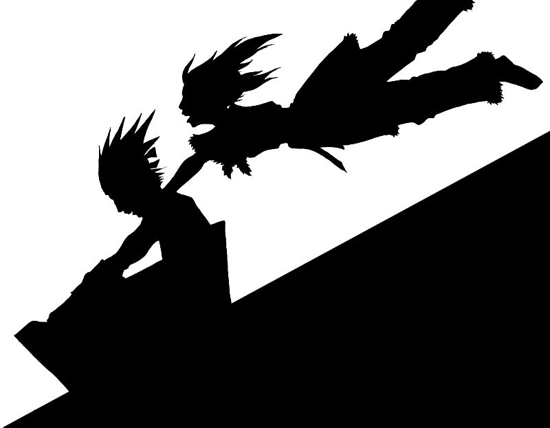 Ship Silhouette - Bumi+Hama by kaiyrah