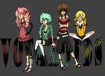 Lady Vocaloids