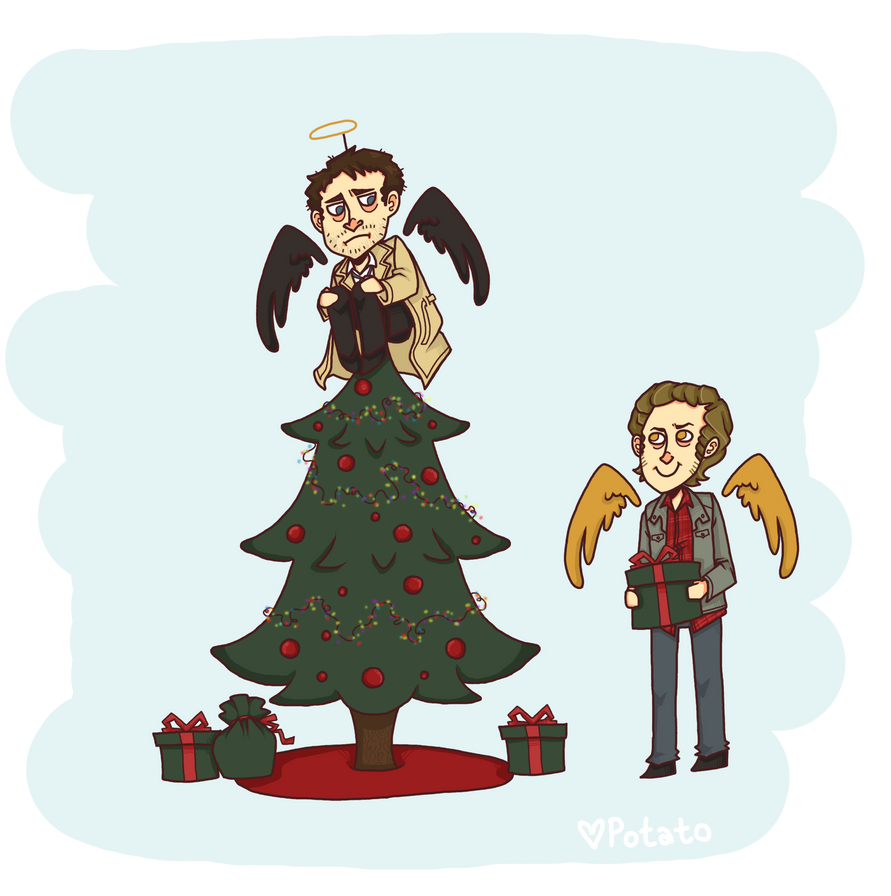 Is it too early for festive things? by PotatoCrisp