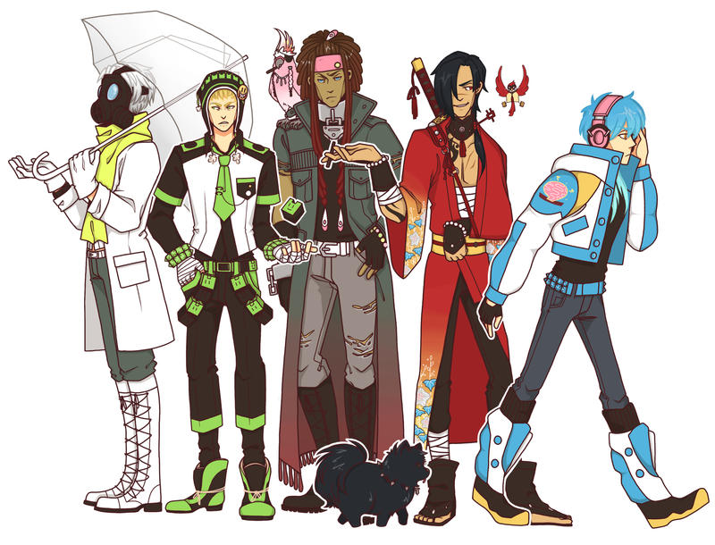 DMMD Group by PotatoCrisp