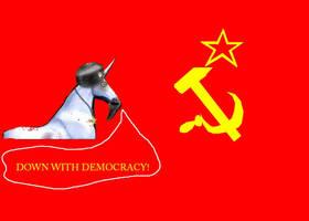 Down With Democracy by tsunami264