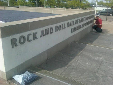 Rock and Roll hall of fame 1