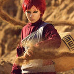 Kazekage Gaara  by ChanXCnm