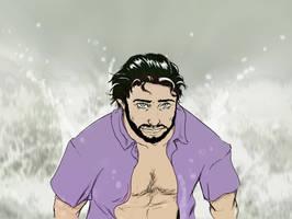 Demigod, meet Champion by AvannaK on DeviantArt