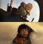 Honey and Hatchet: Future HTTYD