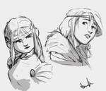 Astrid 1 and 2