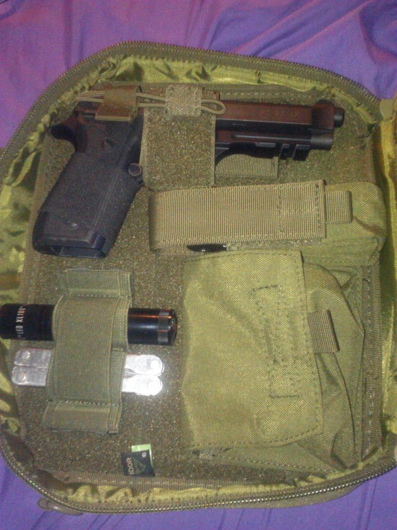 New handgun case.. by Wolven-Slave