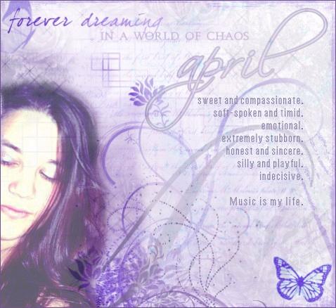Forever Dreaming... by babygurl83