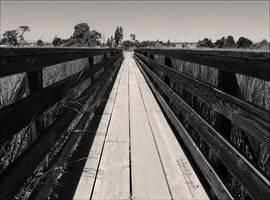 Wooden Walkway by babygurl83