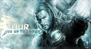 Thor, God of Thunder [WP] by babygurl83