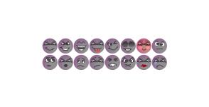 sD Emoticon Set by babygurl83