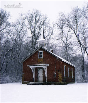 Schoolhouse of Old
