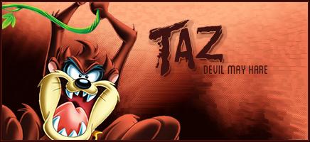 Taz by babygurl83