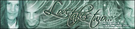 Love Takes Two..