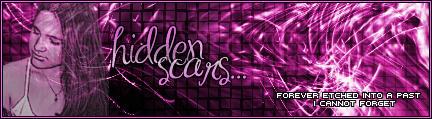 Hidden Scars -- revised --