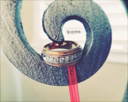 Wedding Ring, Closeup