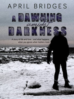Dawning Amidst Darkness, Book Cover