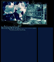 Whispered Emotion layout by babygurl83