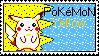 PoKeMoN Yellow Stamp by darking694
