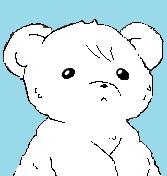 Poler bear by AskDakotawolf
