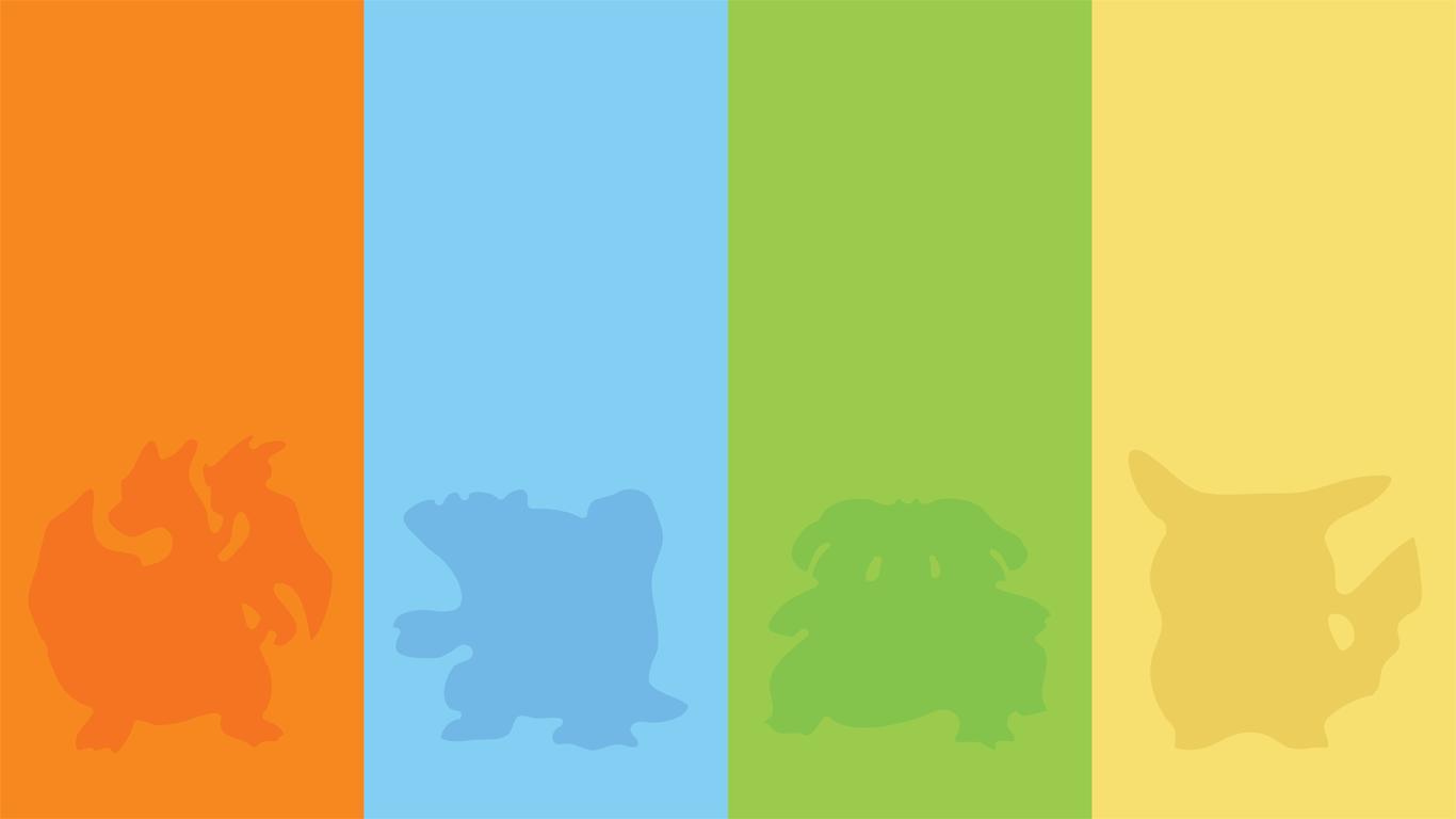Pokemon Red Blue Green Yellow By Geox14 On Deviantart