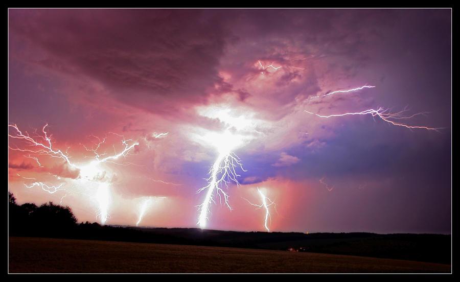 Lightning by Torsten-Hufsky