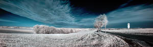 Hometown in infrared