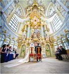 Wedding - Frauenkirche