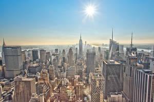 New York - Top of the world by Torsten-Hufsky