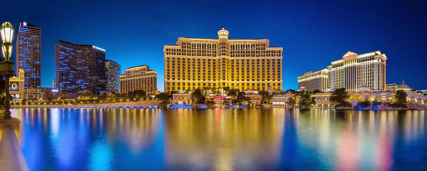 Belagio - Las Vegas by Torsten-Hufsky