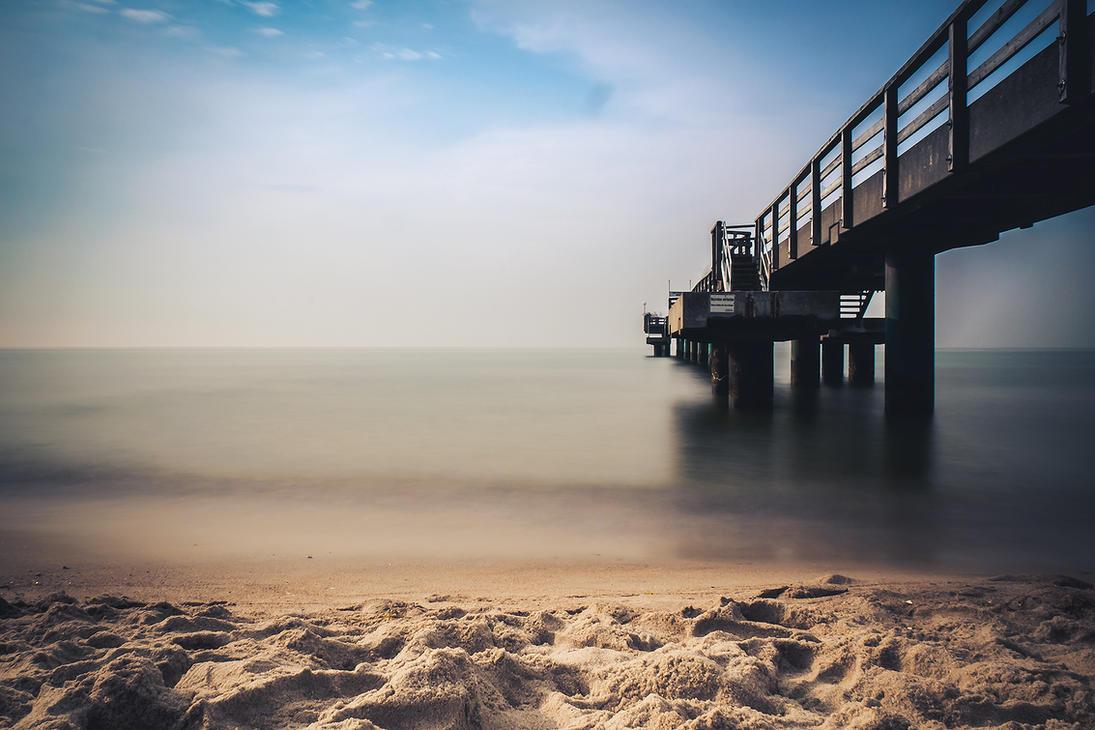 Rerik beach by Torsten-Hufsky