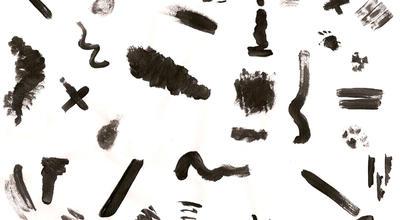 'Doodle' Shapes by WashWhenDirty