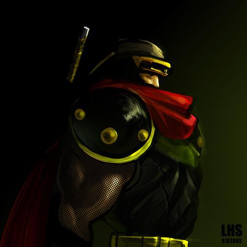 OC Hanzo by lhs