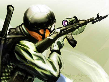 Tactical Foward
